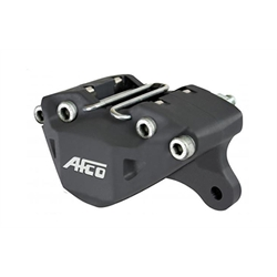 Afco 6630420 Forged Alum F11 Brake Caliper, 1-3/4 Piston/.375 In Rotor
