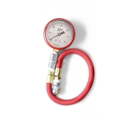 AFCO 85330R 0-30 psi Tire Air Pressure Gauge, Red