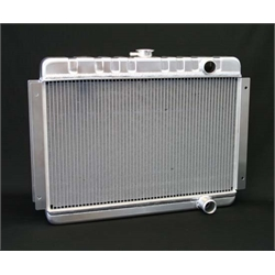Dewitts 1139002A 1966-67 Chevelle SB/BB Direct Fit Radiator, Automatic