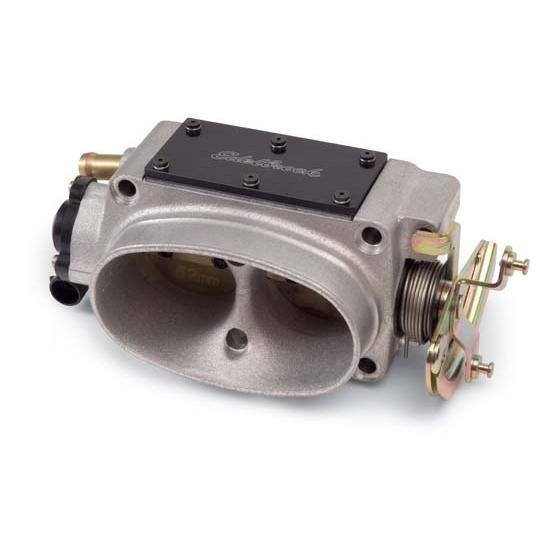 Edelbrock 7107 Lt1 Intake 1992 97 Lt1 Lt4: Edelbrock 3809 Throttle Body, GM LT1/LT4, 1994-97 52mm