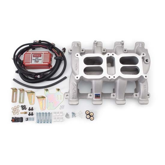 Ls1 Intake Manifold Edelbrock: Edelbrock 7518 RPM Air-Gap Dual-Quad LS1 Intake Manifold
