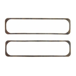 Fel-Pro 1648 S/B Chevy Valve Cover Gaskets, 1987-Up Centerbolt Heads