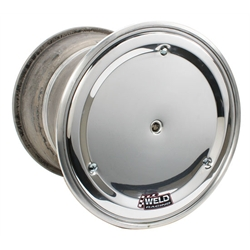 Weld Racing Wide 5 XL 15 x 14 Wheel w/ Cover, Non Beadlock, 5 Inch B/S