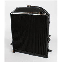 Walker B-Z-Ac496-1 Z-Series 41 Ford Dlx Radiator/Condenser Ford Engine