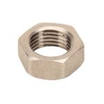 Stainless Steel Jam Nut, 9/16-18 Fine
