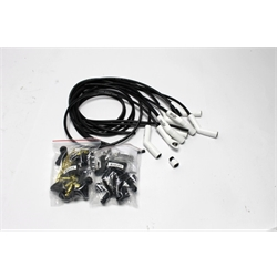 Garage Sale - Accel 9002C Xtreme 9000 Univ. Ceramic Spark Plug Wire Set, 115 Boot
