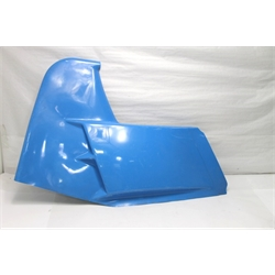 Garage Sale - Eagle Motorsports® Sprint Car RH Arm Guard, Pre-2012, 2 Inch Taller