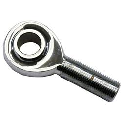 Chrome Plated Chromoly Heim Joint Rod Ends, 5/8-18 RH Male