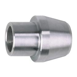 Steel Weld Bung for 1 Inch I.D. Tube, 11/16-18 RH