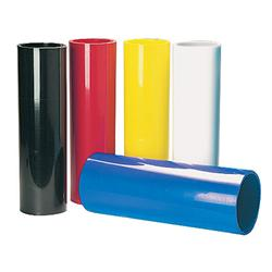 Colored Plastic Rolls, 10 Ft.
