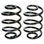 Rear Springs for 1960-1972 Chevy Pickup and A-Body GM Cars, 3 In Drop