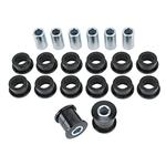 Four-Bar Rod End Plastic Bushing Kit for 1/2 Inch Bolt, Set of 8