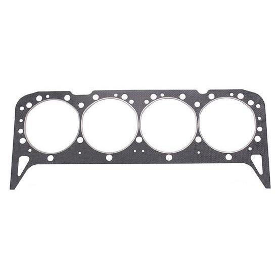 Speedway S/B Chevy 400 Head Gaskets, 4.125 In Bore w/Steam Holes