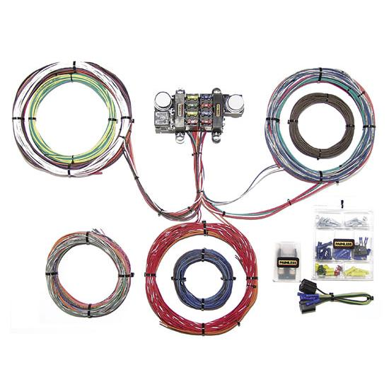 Painless Wiring 10308 8 Circuit Modular Wiring Harness