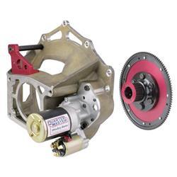 Quarter Master 115509124TM Bert/Brinn Transmission Bellhousing Kit