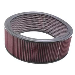 Speedway Washable Air Filter Element, 14 x 3 Inch