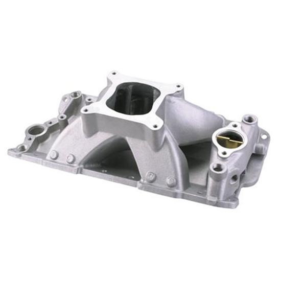 Professional Products 52031 Power Plus Hurricane 57-95 SB Chevy Intake