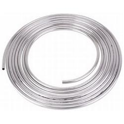 1/2 Aluminum 10 Long Fuel Line/Tubing, 250 PSI, Easy Flare/Bend