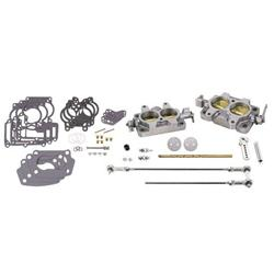 Rochester Tri-Power Base Kit with Linkage
