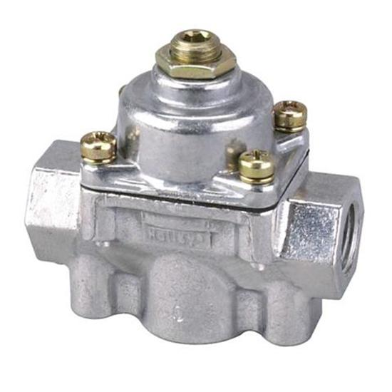 Adjustable Pressure Relief Valve for Belt Drive Fuel Pump