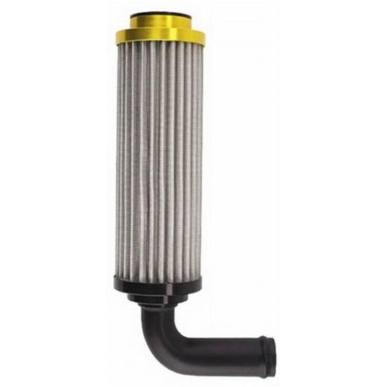 peterson fuel filters peterson fluid systems 09-1461 in-tank 90 degree fuel ... 07 gm duramax fuel filters