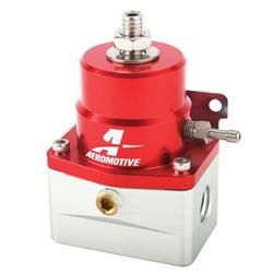 Aeromotive 13109 Rising Rate Fuel Pressure Regulator, 40-75 PSI