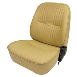Low Back Vinyl Bucket Seats