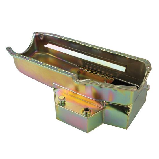 Small Block Chevy Champ Style Oil Pan