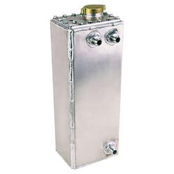 Speedway Sprint Racing Vertical Dry Sump Tank, Tall Square