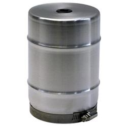Speedway Oil Filter Rock Guard, 6 Inch Long