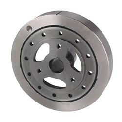 Chevy 350 Harmonic Balancer, 8 Inch, Plain Steel