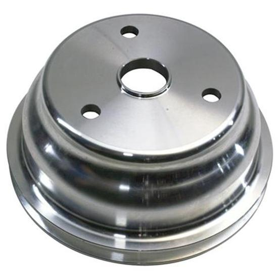 1969-1985 Small Block Chevy Aluminum Single Lower Pulley