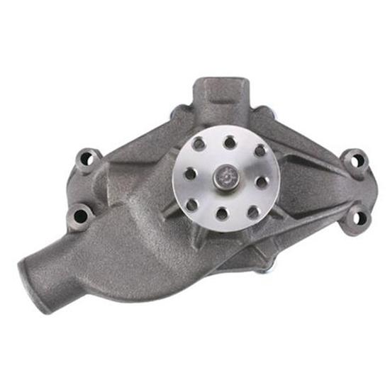 Stewart Components 12103 Small Block Chevy Stage 1 Water Pump, Short