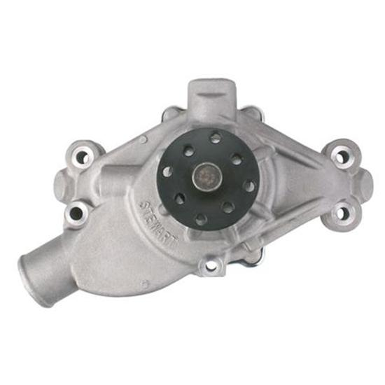 Stewart Components 32203 Stage 3 Small Block Chevy Water Pump, Short