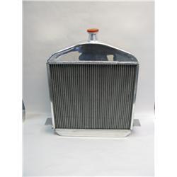 Garage Sale - 1917-1923 T-Bucket Polished Aluminum Radiator