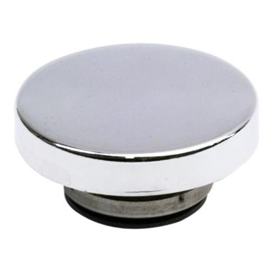 Chrome Radiator Pressure Cap, 7 lbs