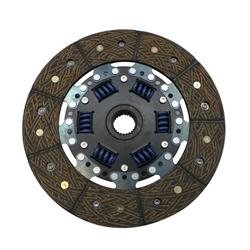 Flathead 10 Inch Clutch Disc, 1-1/8 Inch 26-Spline, GM, T-5 Transmission