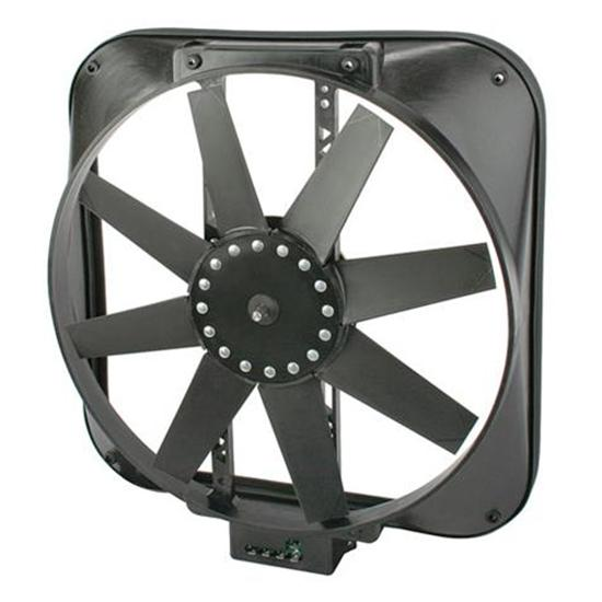 Flex-a-lite Model 30 15 Inch Shrouded Electric Cooling Fan
