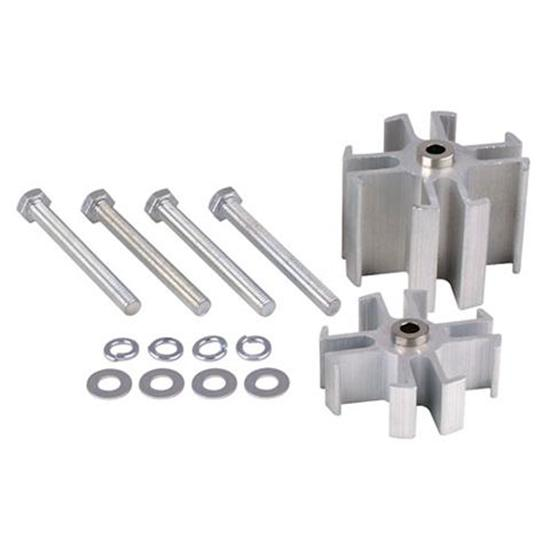 Aluminum Fan Spacers with Bolts