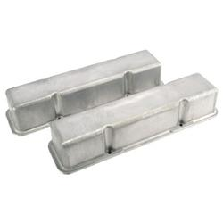 Speedway Small Block Chevy Tall Aluminum Valve Covers
