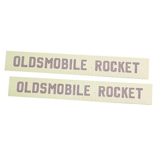 Technostalgia 2001 Reproduction Oldsmobile Rocket V8 Valve