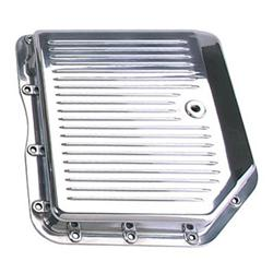 TH350 Finned Aluminum Transmission Pan