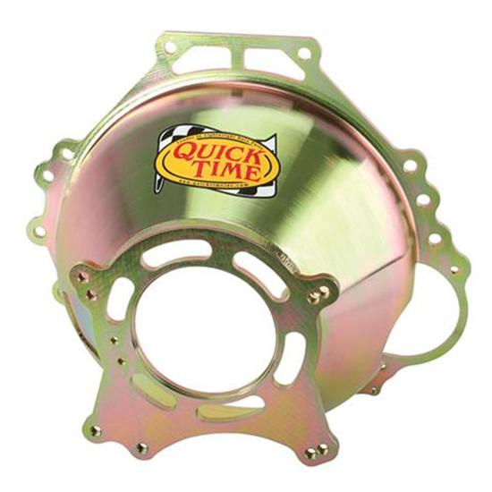 Quick Time RM-6063 Ford 289-351W Steel Bellhousing - T10 &amp; Toploader
