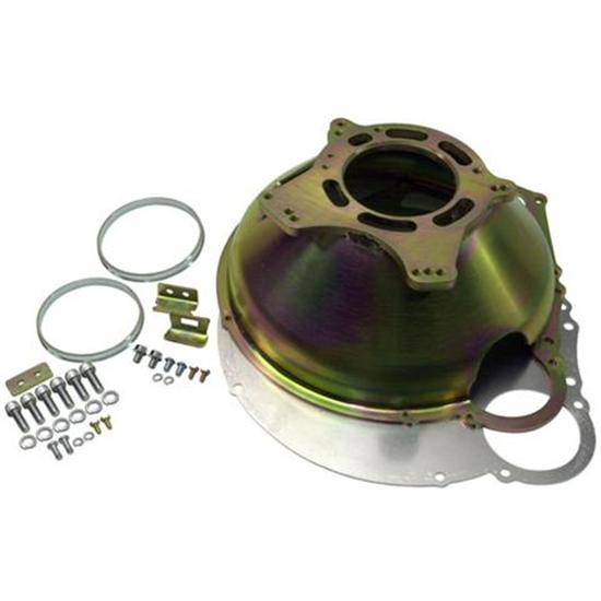 Quick Time RM-8010 Ford 400-429-460 Steel Bellhousing - T5 &amp; TKO