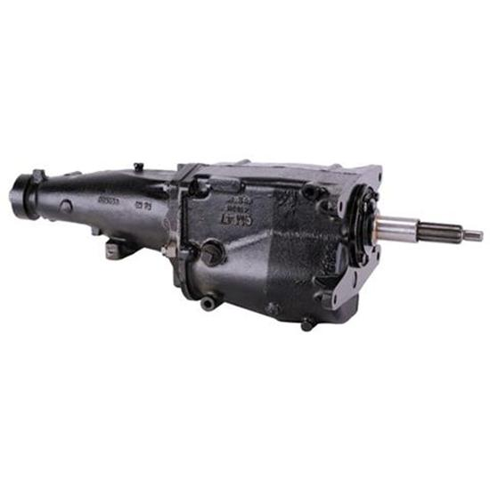 Saginaw 3-Speed Stock Remanufactured OEM Transmission
