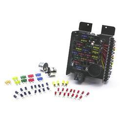 Painless Wiring 30003 Universal 18 Circuit Fuse Block