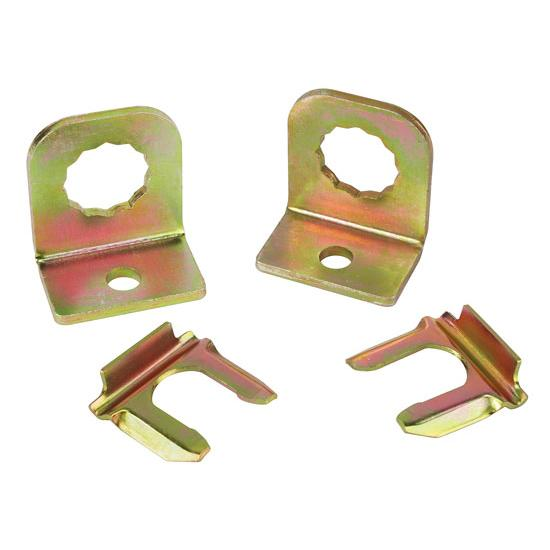 Removable Brake Tab for Rubber Hose