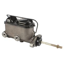 Dual Feed Master Cylinder w/ Stainless Sleeve