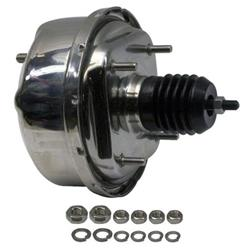 Single Diaphragm 7 Inch Chrome Brake Booster