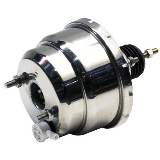 Dual Diaphragm 7 Inch Stainless Brake Booster